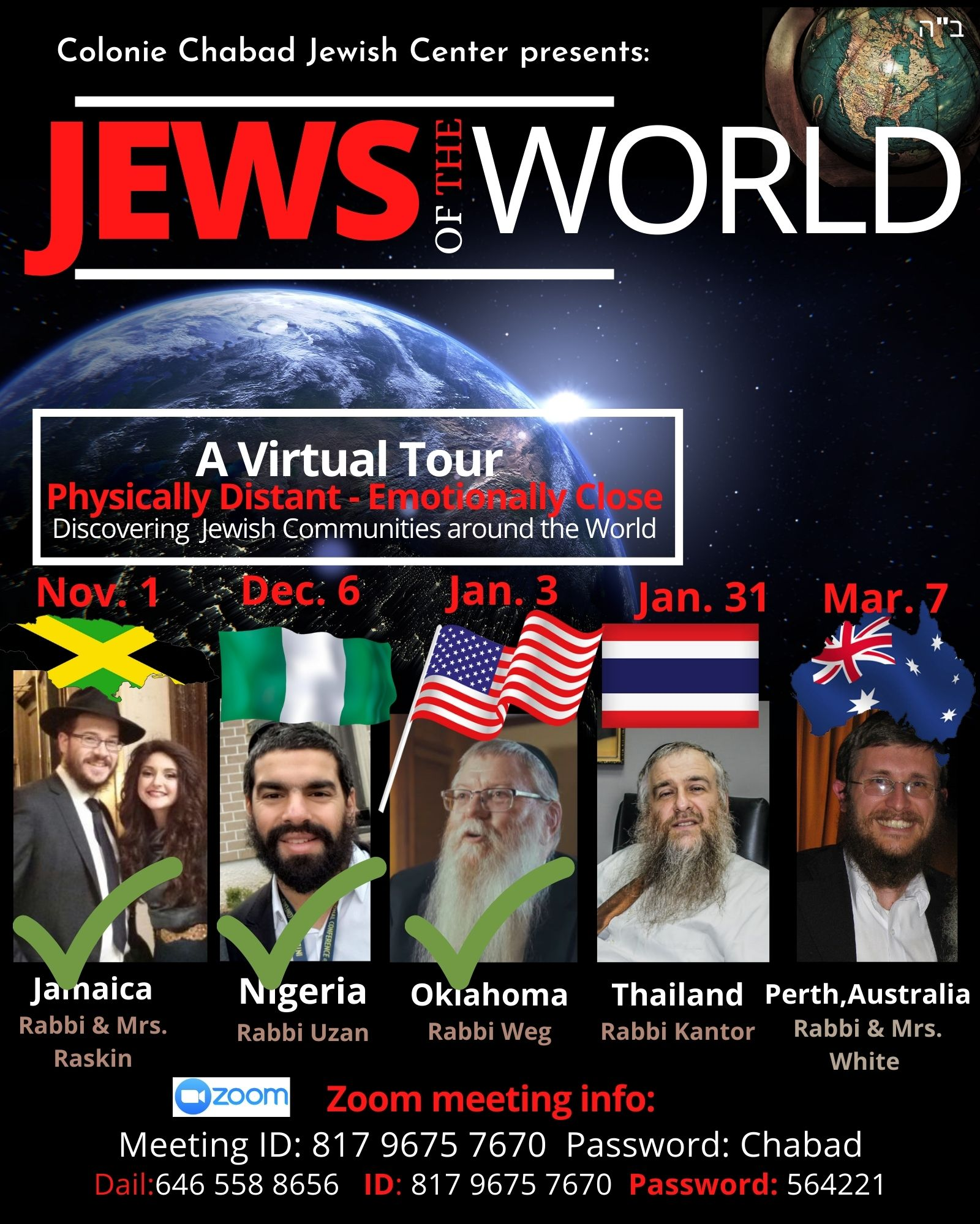 Jews of the World